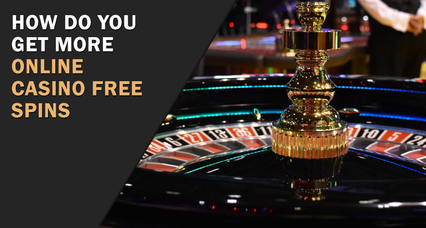 Online Gambling Free Spins