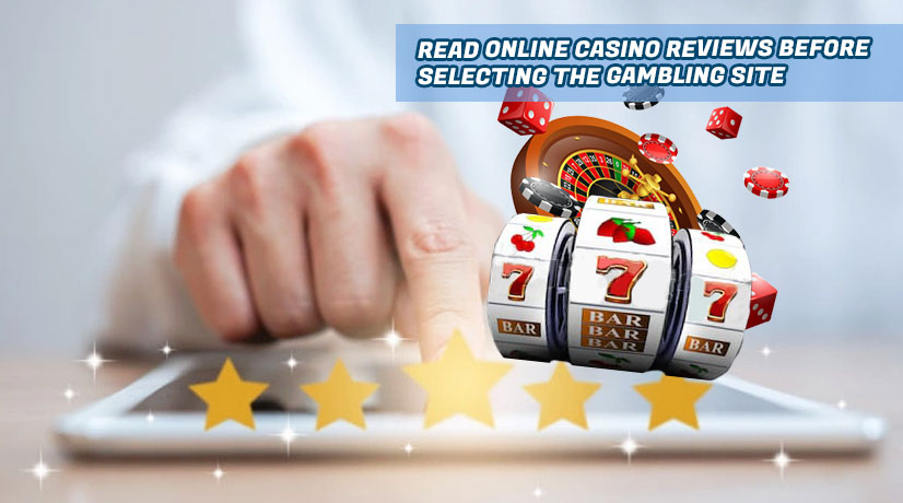Online Gambling Sites Reviews